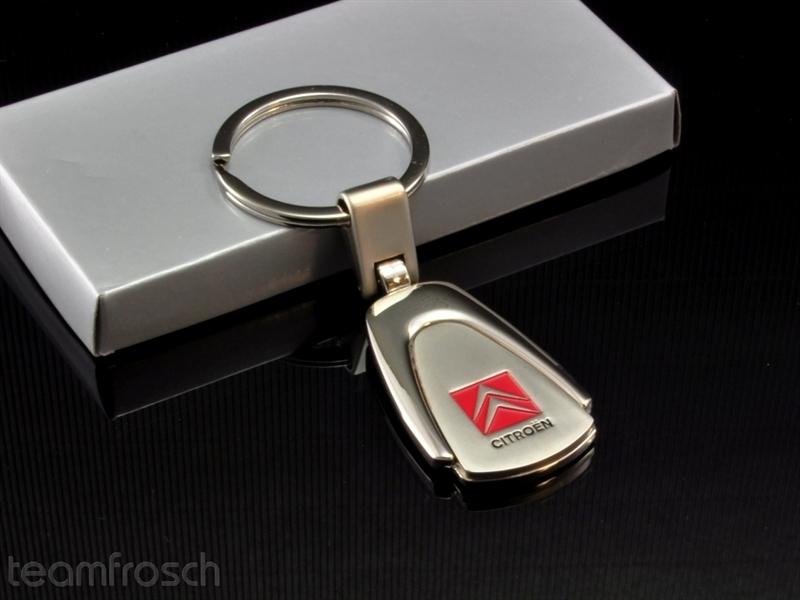 Citroen Schlüsselanhänger